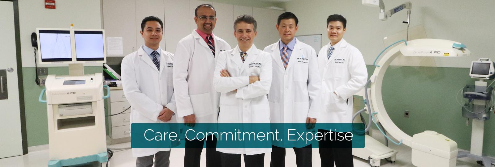 Horizon Vascular Specialists Banner