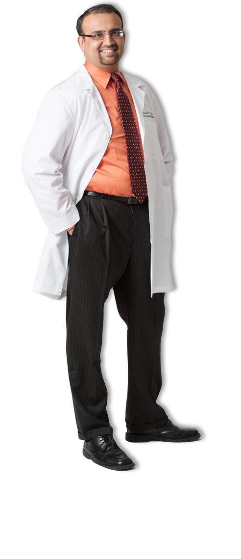 Dr. Shan-e-Ali Haider